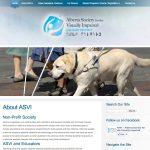 Alberta Society for the Visually Impaired