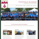 Foothills Academy